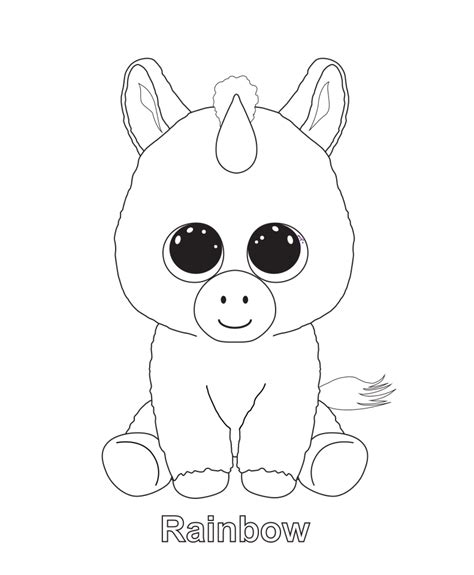 printable baby eyes rainbow childrens coloring pages pinterest rainbows