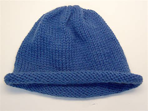 simple knit hat pattern circular needles how to knit a hat