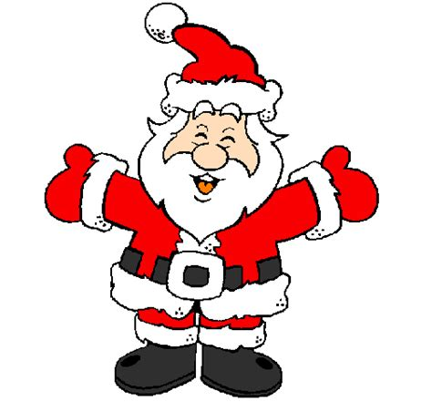 images of christmas father father christmas drawings cliparts co