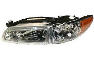 2000 Pontiac Grand Prix Headlight Assembly Replacement Grand Prix Headlight Headlights Lens At