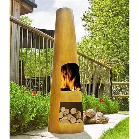 chiminea kmart 11 best images about fire pit on pinterest gardens fire