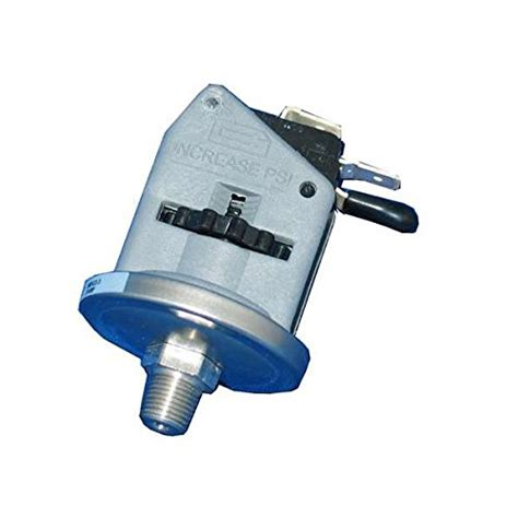 Pressure Switch Stainless pressure switch universal 6 1 8 npt spdt 1 5 psi