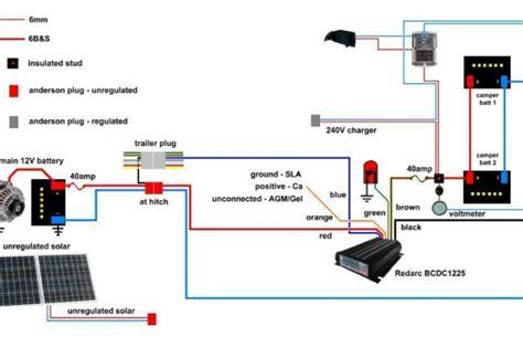 12v caravan wiring diagram wiring diagram and schematic