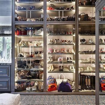 handbag cabinet contemporary closet lonny magazine