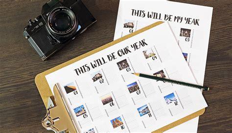 Fotokalender Design Vorlagen Jahreskalender Free Printable