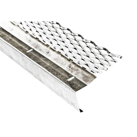 Shop 5 8 In X 10 Ft Galvanized Casing Bead At Lowes