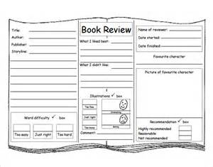 template for ebook sle book review template 10 free documents in pdf word