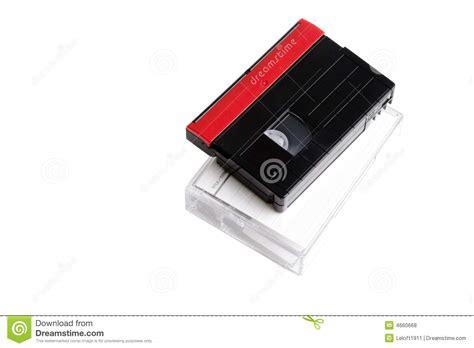 mini cassette video cassette royalty free stock image cartoondealer