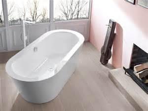 bette starlet bette starlet oval silhouette enamel steel freestanding bath