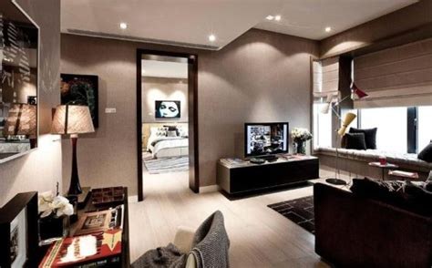 famous apartments earth tone interior design design minimalist