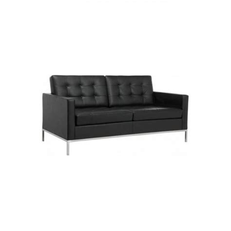 knoll upholstery florence knoll inspired 2 seater sofa