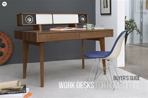 modern home desks the 20 best modern desks for the home office hiconsumption