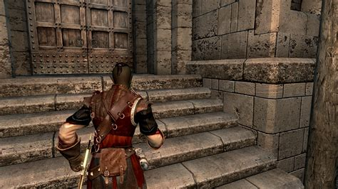 crimson ranger armor skyrim mod mod skyrim nexus mods and community