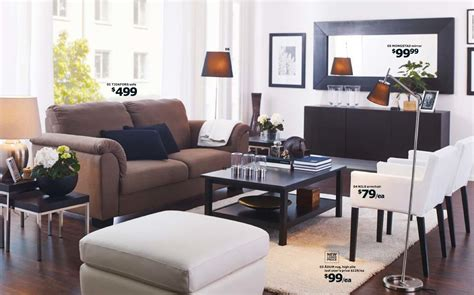 Living Room Bedroom Furniture Ikea 2014 Catalog