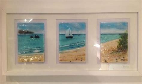 Fused Glass Pictures Cornwall