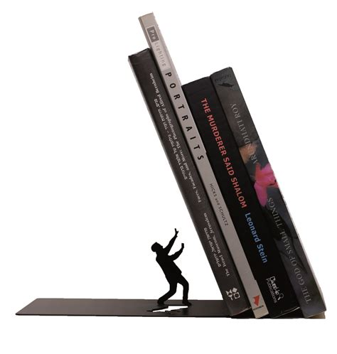 Bookend by Falling Books Bookend Stuff You Should Have