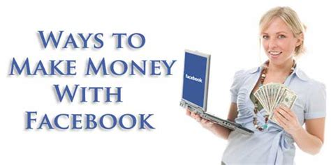 How To Make Money With An Online Business - how to make money online with facebook find out the ways exeideas let s your