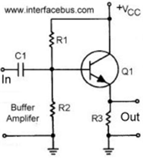 buffer lifier using transistor transistor buffer lifier circuit description
