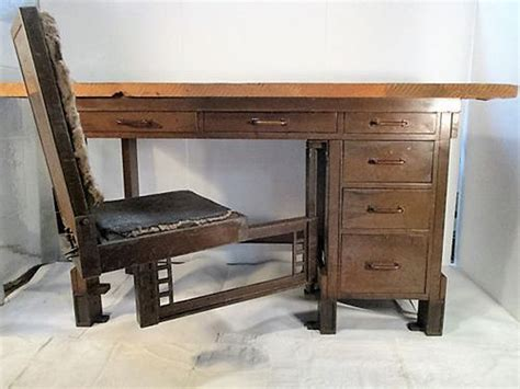 frank lloyd wright desk for sale frank lloyd wright designed chair desk larkin