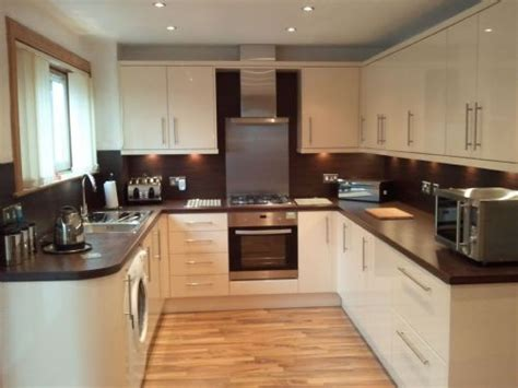 Glass Kitchen Tile Backsplash Ideas a one interior joinery kitchen fitter in dunfermline uk