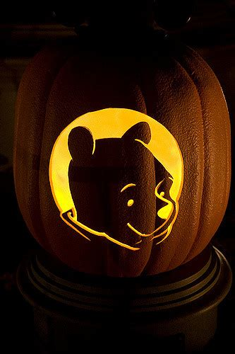 winnie the pooh pumpkin carving templates winnie the pooh pumpkin at disneyland during their