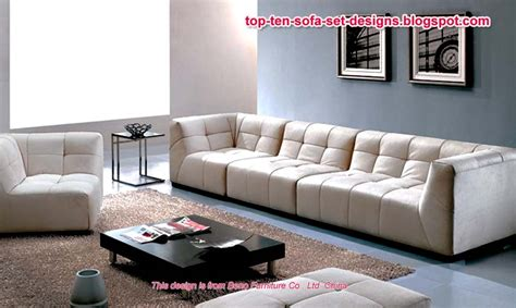 www sofa set design top 10 sofa set designs