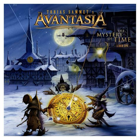 the mystery of tobias sammet s avantasia the mystery of time 2013
