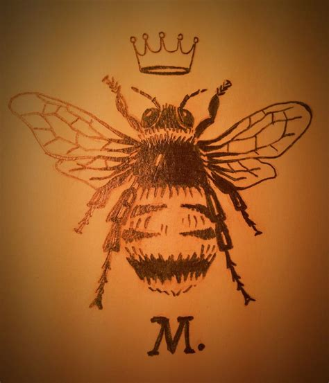 queen bee tattoo 25 best ideas about bee on