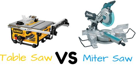 table saw vs circular saw miter saw vs table saw cabinets matttroy
