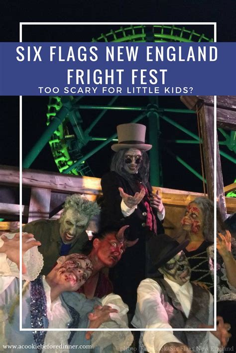 A Day S Fright is six flags new fright scary for
