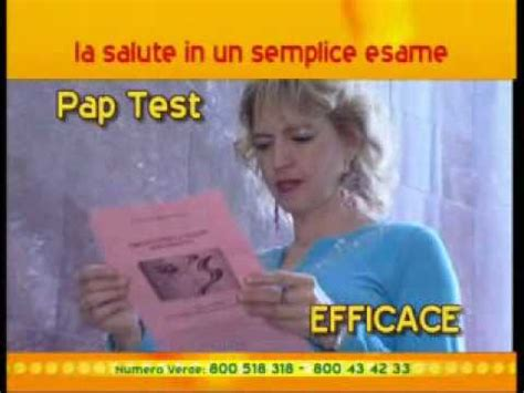 preparazione al pap test tone funnycat tv