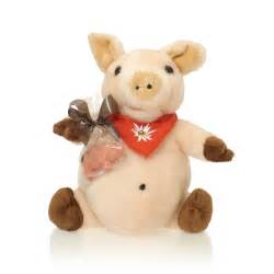soft toy pig from friars uk