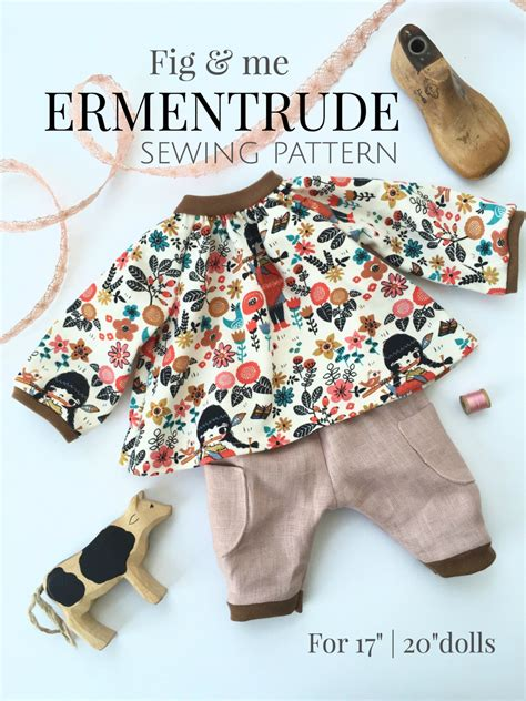 doll clothes pattern tutorial doll clothing sewing pattern diy doll clothes tutorial