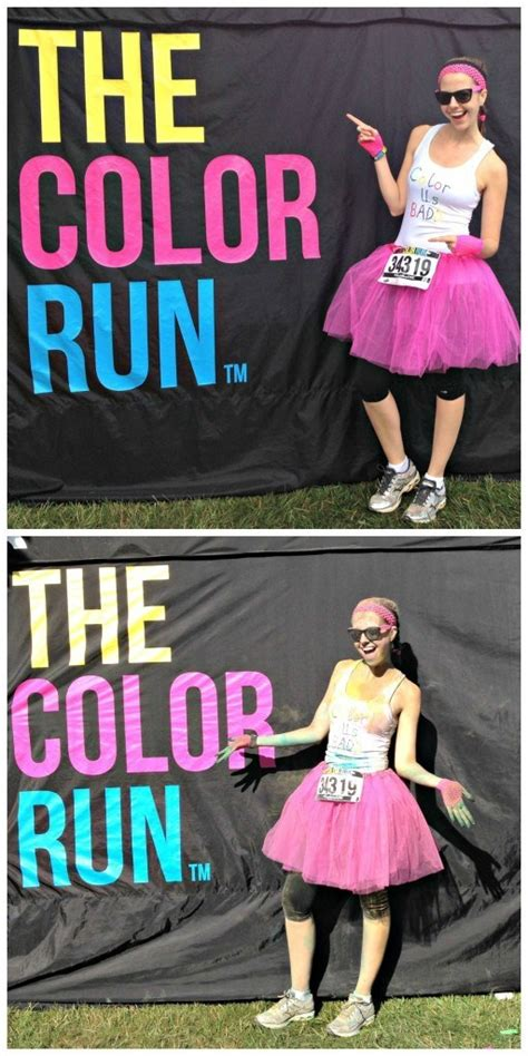color run asheville the color run asheville running in a skirt