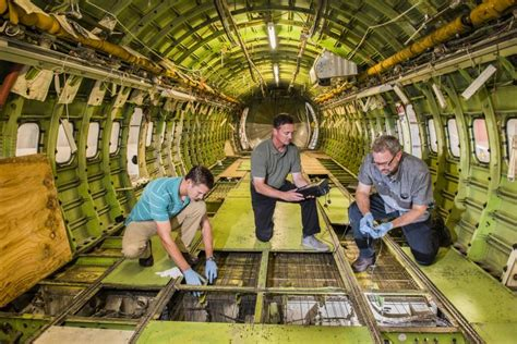 Aircraft Cabin Maintenance by In Flight Sensor Tests A Step Toward Structural Health