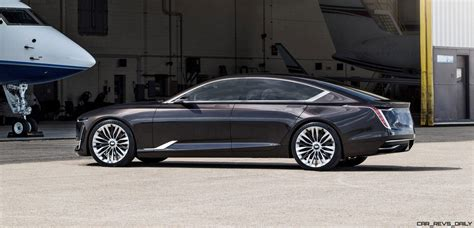 World Debut   2016 Cadillac ESCALA Concept