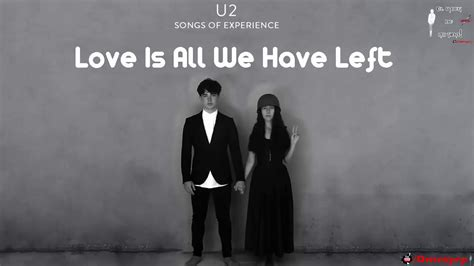 What We Left is all we left u2