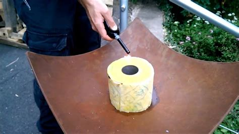 toilettenpapier fackel franken ranger die toilettenpapier fackel