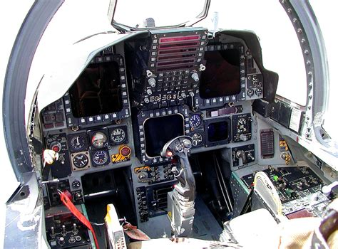 100 Years Of Fighter Plane Evolution Is Truly Eye Opening ... F 15 Cockpit