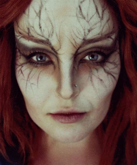 Make Up Tull Jye The Autumn Witch By Sometimesalicefx On Deviantart