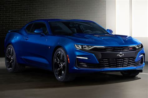 first chevy camaro 2019 chevrolet camaro first look review