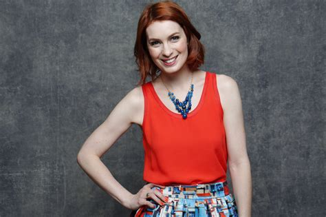 s day felicia felicia day lets the world that you re never