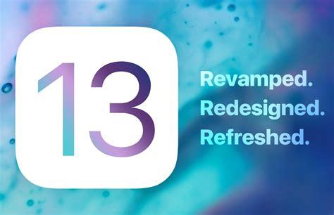 ios 13 ondersteunt alleen vanaf iphone 6s of iphone 7
