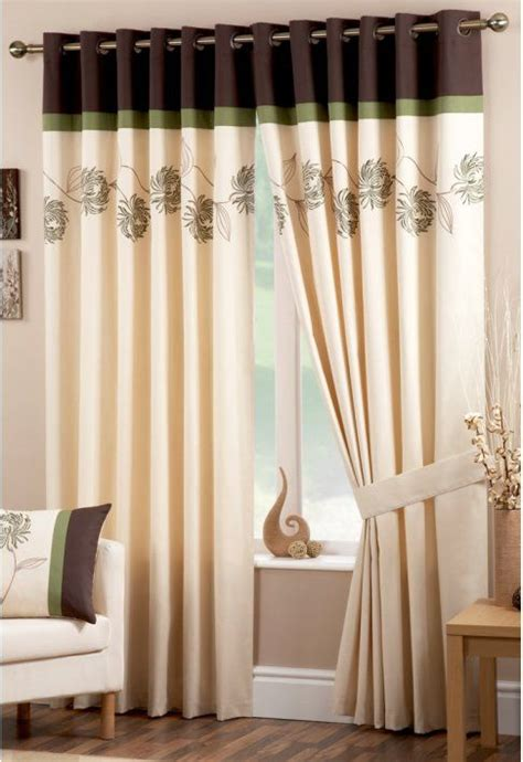 25 best ideas about curtain designs on