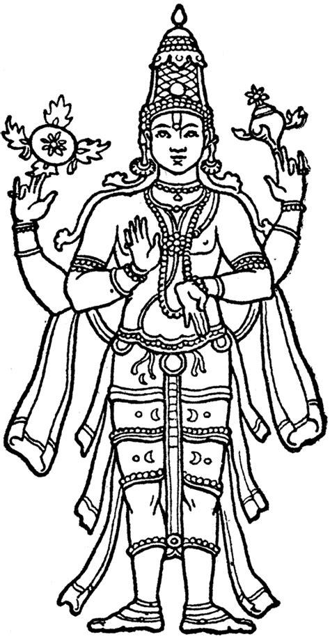 Vishnu | ClipArt ETC