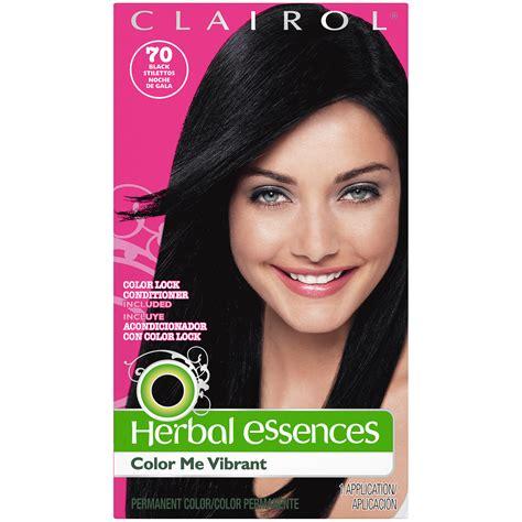 dark red hair dye box color herbal essences herbal essences color me vibrant permanent
