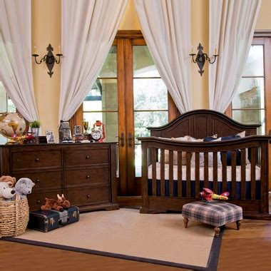 Million Dollar Baby Crib Set Million Dollar Baby Classic Tilsdale 2 Nursery Set 4 In 1 Convertible Crib And Classic