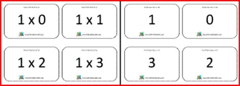 printable multiplication flashcards with answers printable math flash cards for multiplication