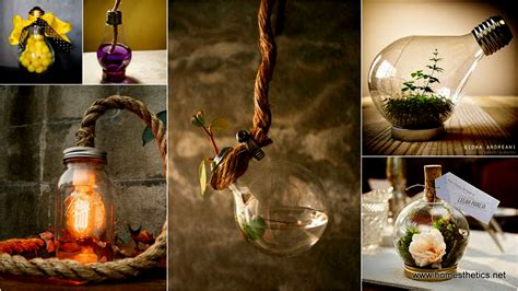 how to decorate with pictures beautiful ideas on how to decorate with repurposed light bulbs