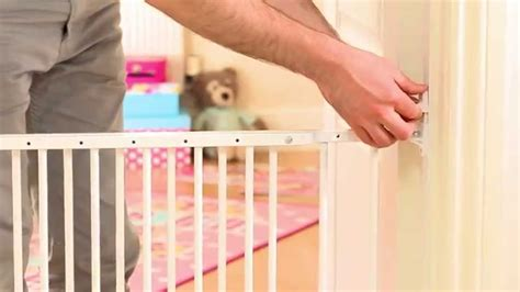 wall fix safety gate installation guide how to fit your